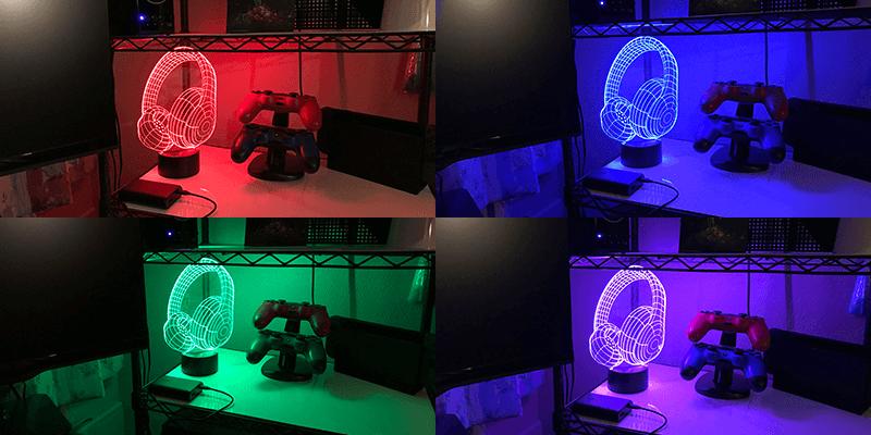 3Dライト